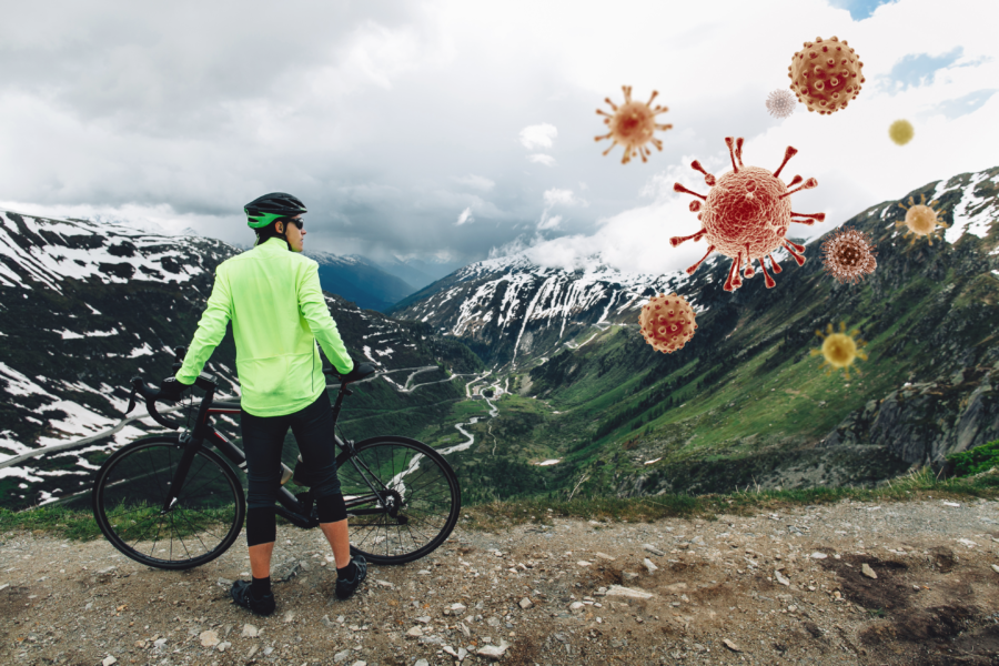 Der erste Schweizer mit Vogelgrippe