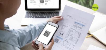 Neue QR Rechnungen mit QR Codes in bexio erstellen – was sind die Vorteile